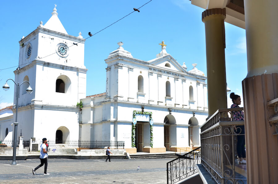 Downtown Heredia Catholic Church