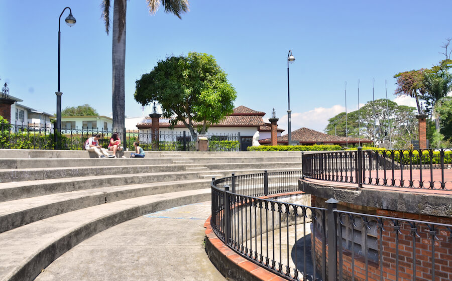downtown heredia costa rica
