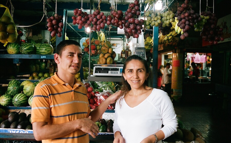 central heredia local market