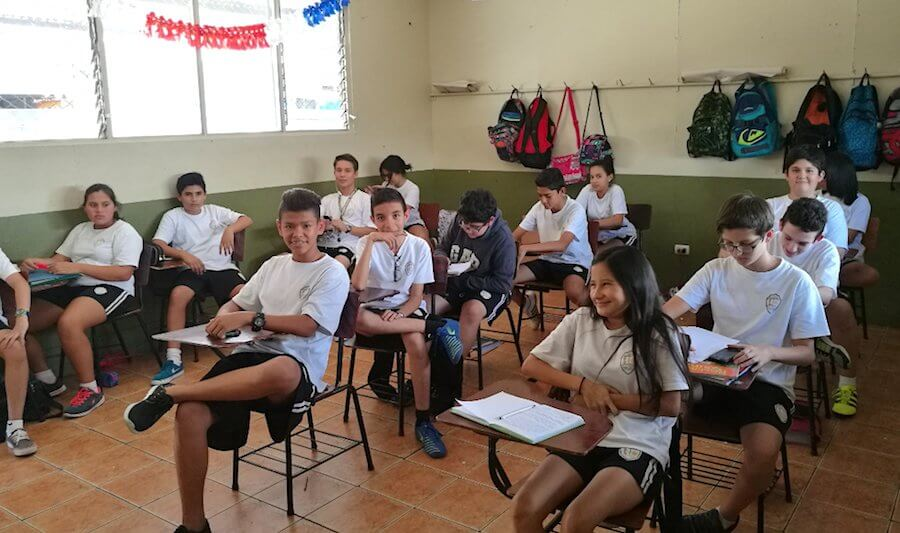 Teaching English in Costa Rica as Volunteer