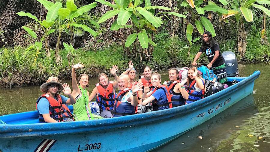 Turtle Project Boatride_CostaRica