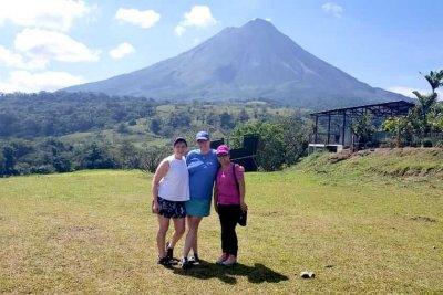 Volcano Tour with Tico Lingo